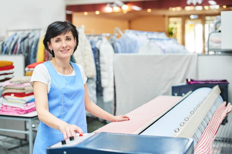 Textilreinigung mit Wäscherei und Mangelstube - jetzt auch mit Homepage